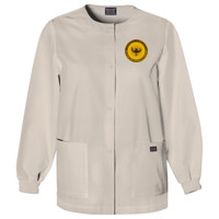 4350 - Women's Snap Front Warm-up Jacket